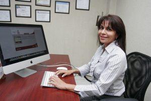 Curriculum Vitae Silvia Irene Adame R