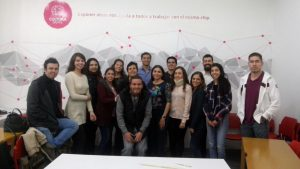 Asistentes al Open Thinker Day
