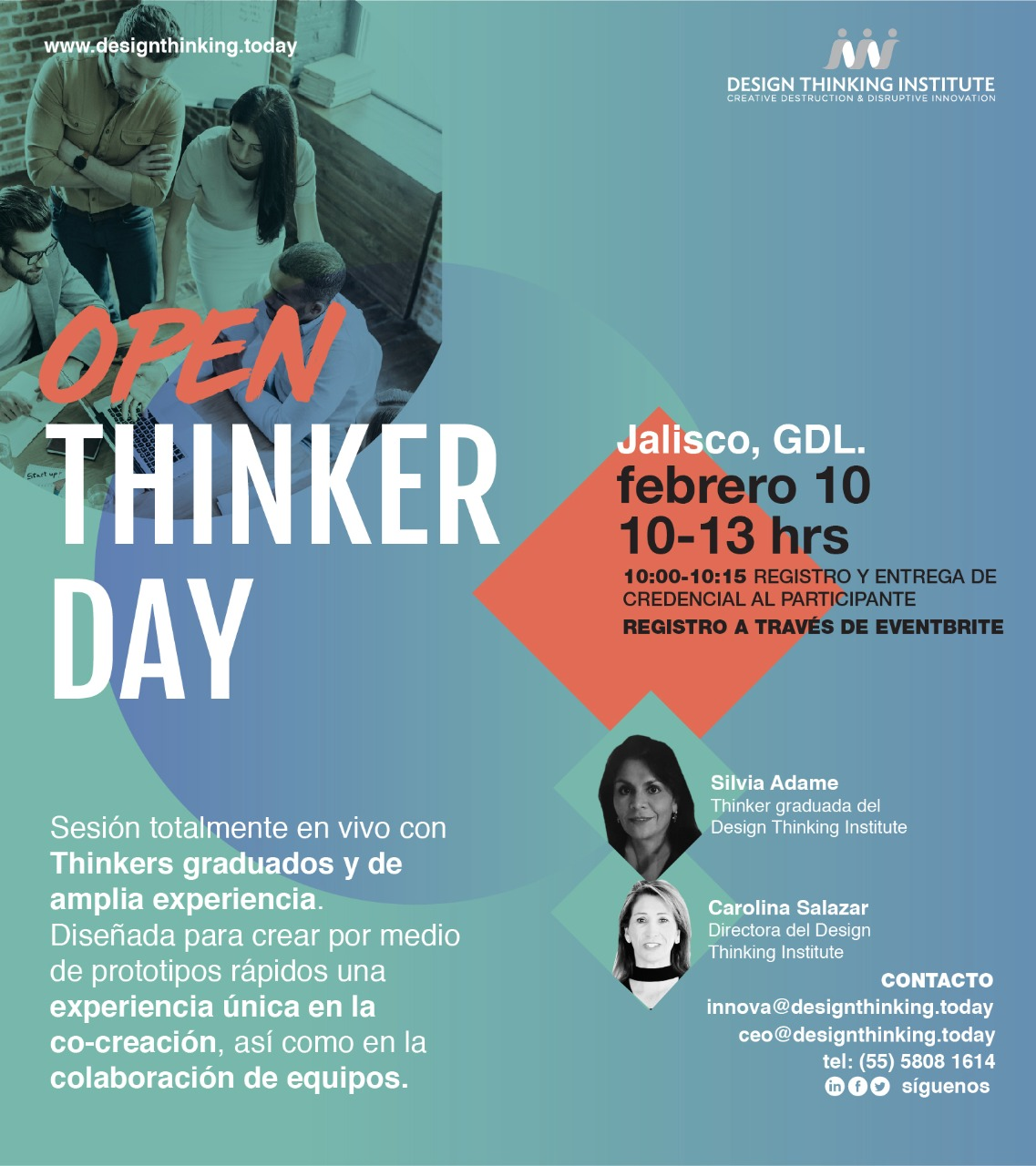 Open Thinker Day