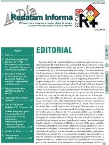 Revista Redatam Informa