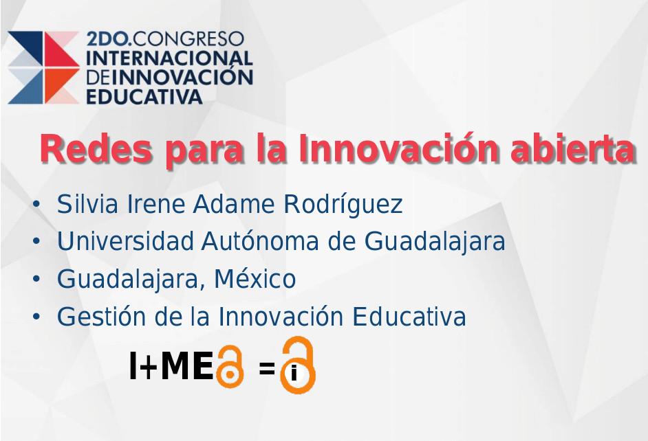 Investigación más Movimiento Educativo Abierto generación de Innovación y Competitividad